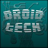 Droid Tech Go Sms Theme