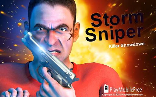 風暴狙擊:殺手對決(免費)