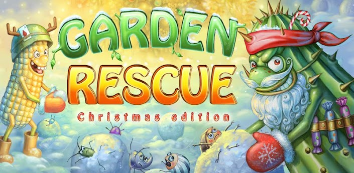 Garden Rescue Christmas Edition