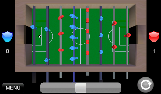 Foosball Extreme- screenshot thumbnail