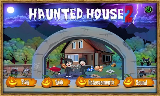 Haunted House 2 Hidden Objects