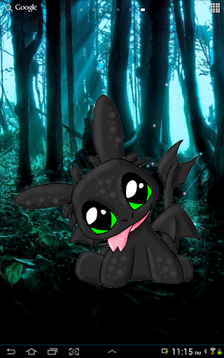 Train Your Dragon Toothless