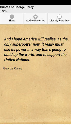 Quotes of George Carey