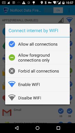 NoRoot Data Firewall 3.9 screenshot 42928