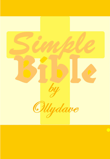 Simple Bible by Ollydave