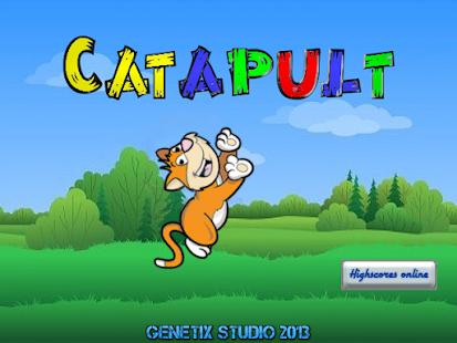Catapult the Cat