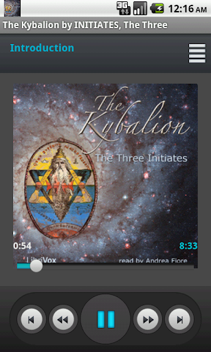 Kybalion The Audiobook