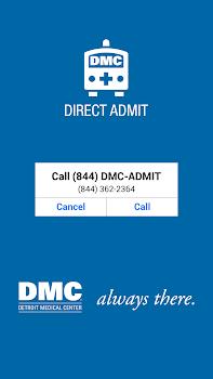 DMC Direct Admit