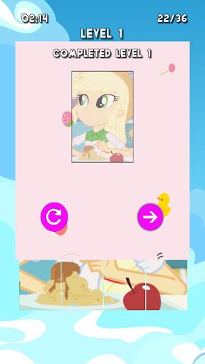 New Pony Girls Puzzle Hit