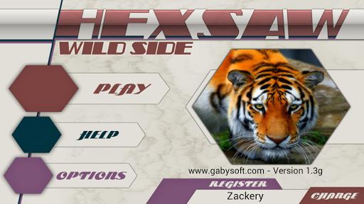HexSaw - Wild Side