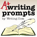 A+ Writing Prompts logo