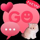 Theme Kitty for GO SMS Pro icon