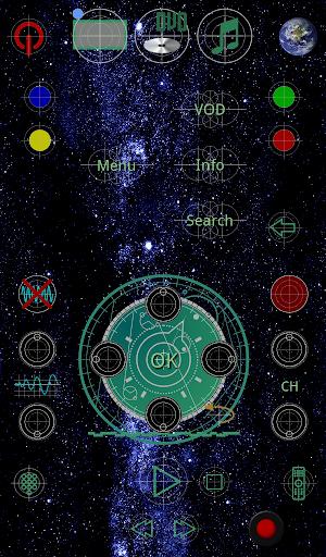 Deep Space Theme -- Touchsquid