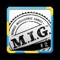 MIG 2 – Frågespel icon