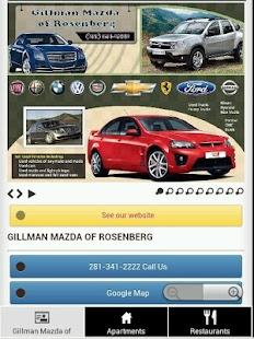 Gillman Mazda of Rosenberg