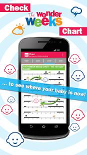 Baby Wonder Weeks Milestones - screenshot thumbnail