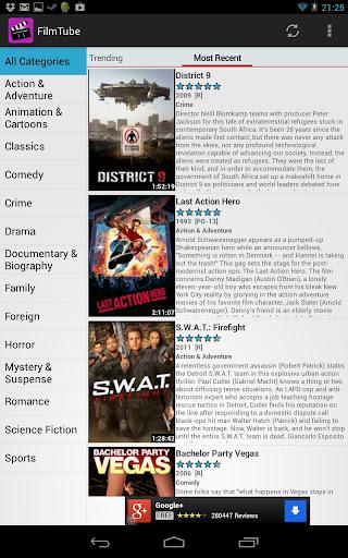 FilmTube - Watch Free Movies