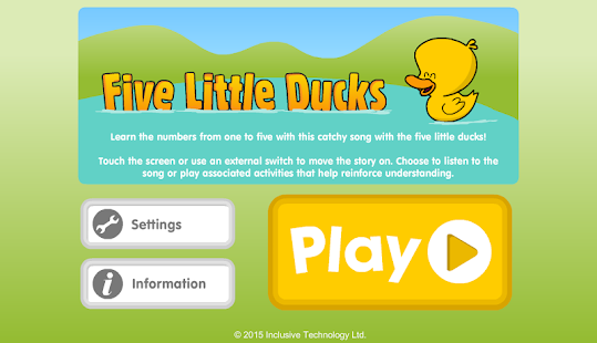Five Little Ducks- screenshot thumbnail