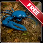 Blue Crab Free live wallpaper APK for Bluestacks