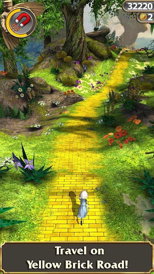 Temple Run: Oz- screenshot