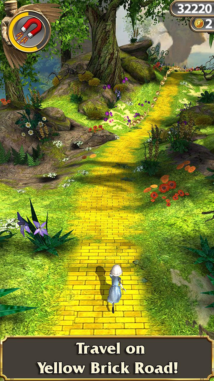 Temple Run: Oz screenshot #12