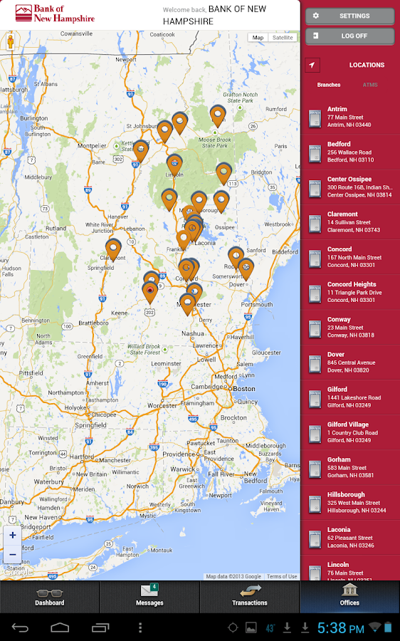 New hampshire casino locations