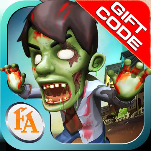 Games Chiến thuật Dai Chien Zombie - Xac Song