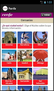 Renfe - screenshot thumbnail
