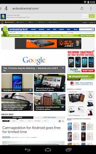 Lightning Browser - screenshot thumbnail