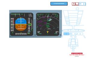 Screenshot of A320 Trainer (EISI IAE)