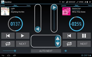 Screenshot of Music Mixer HD DONATE