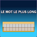 Le mot le plus long logo