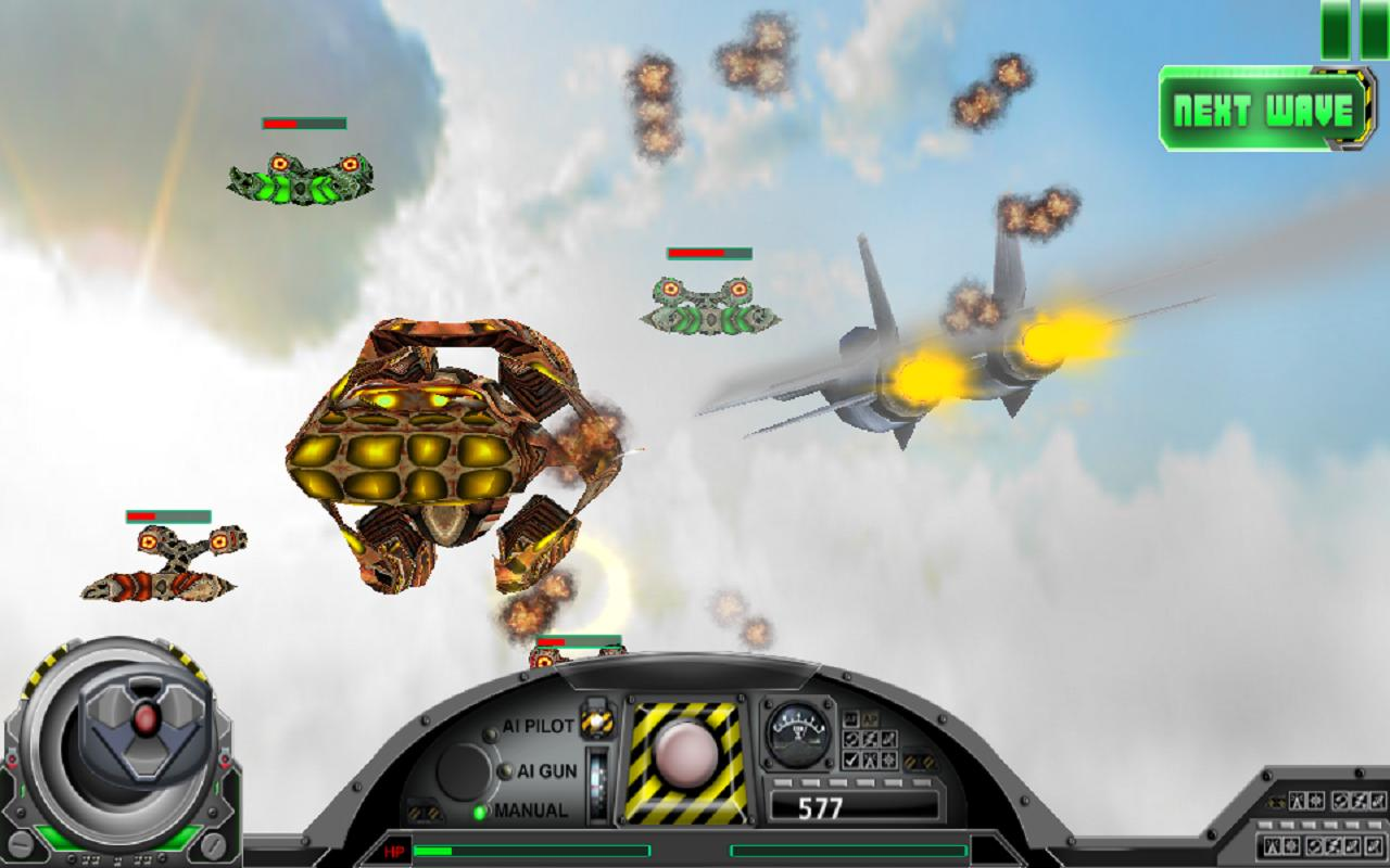 Tigers of the Pacific 2 Free - screenshot