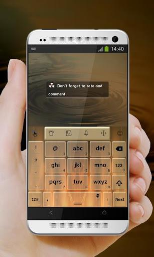 玩個人化App|黑火 TouchPal Theme免費|APP試玩