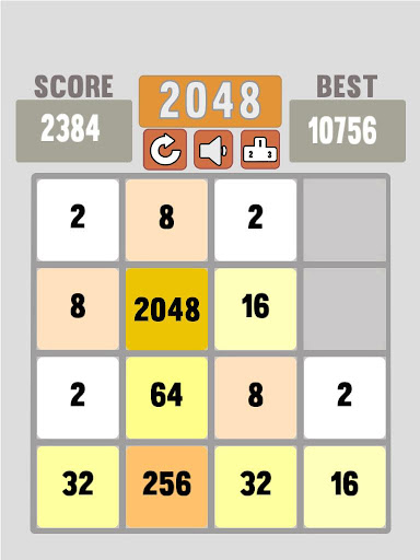 2048 - Original Game