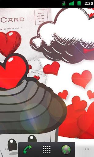 無限の愛の壁紙