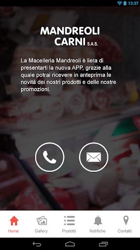 Macell Mandreo