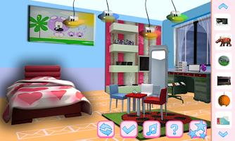 Screenshot of Realistic Room Design