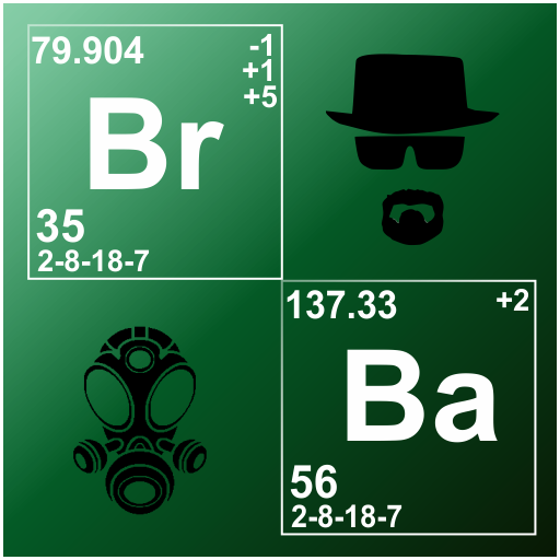 Breaking Bad Holo - Theme icon 個人化 App LOGO-硬是要APP