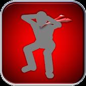 体力診断アプリ(立ち座り編)