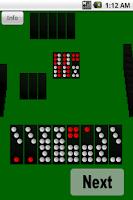 Screenshot of Chinese Domino
