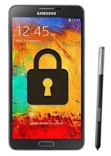 Unlock Galaxy Note 3