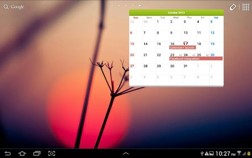 Calendar+ - screenshot thumbnail