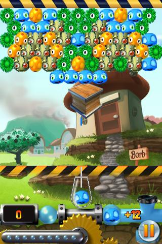 Bubble Town 2 HD- screenshot