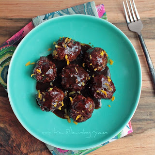 Jamaican Jerk Meatballs (Low Carb and Gluten Free).