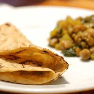 Oats Chapati.