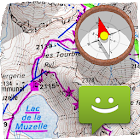 MyTrails SMS icon