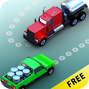 Truck Traffic Control for PC and MAC