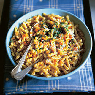 Pasta with Carrots, Risotto-Style