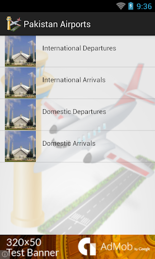 【免費交通運輸App】Pakistan Airports Flights-APP點子